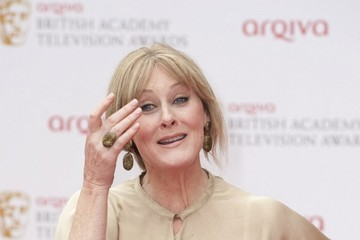 Sarah Lancashire Arrivals at the BAFTA TV Awards — Part 2