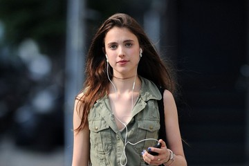 Sarah Margaret Qualley Sarah Margaret Qualley Walks Around NYC