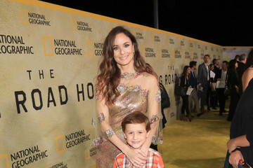 Sarah Wayne Callies Premiere of National Geographic's 'The Long Road Home'