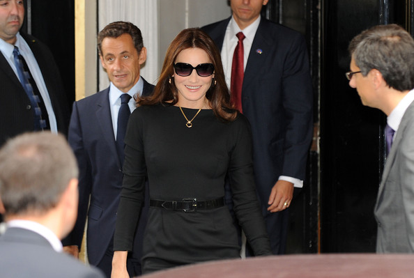 nicolas sarkozy and carla bruni. Carla Bruni-Sarkozy French