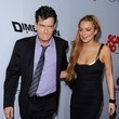 Lindsay Lohan Charlie Sheen Photos
