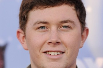 Scotty McCreery Arrivals at the American Country Awards