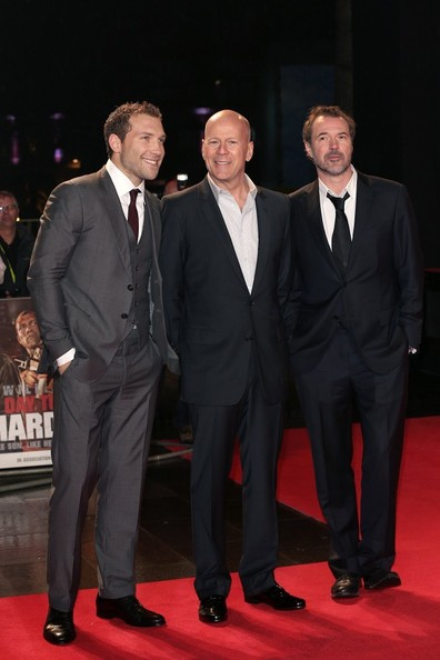 UK Premiere of 'A Good Day To Die Hard'