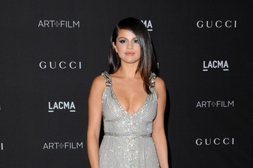 Selena Gomez Arrivals at the LACMA Art + Film Gala
