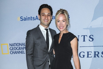 Seth Fisher Celebrities Attend the Premiere of 'Saints and Strangers'