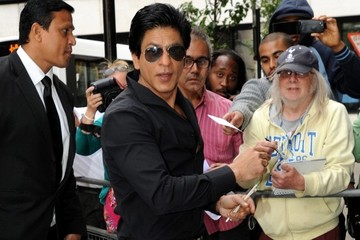Shahrukh Khan Stars at BBC Radio 2