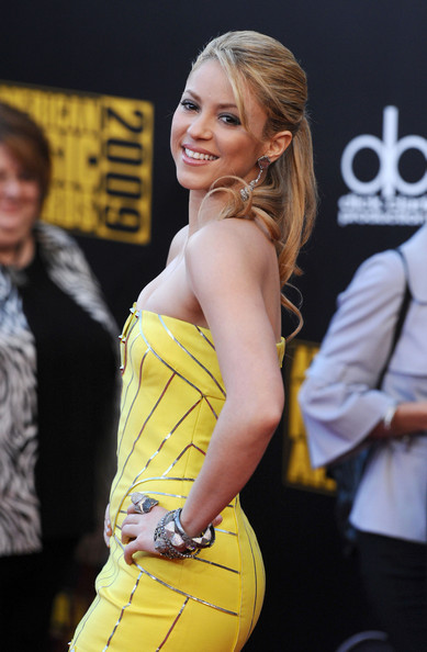 Shakira Photos Photos 2009 American Music Awards