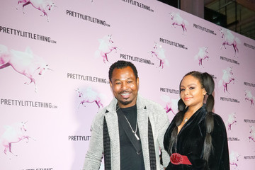 Shane Mosley PrettyLittleThing LA Office Opening Party