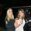 Shannon Beador Kelly Dodd And Shannon Beador Outside Craig's Restaurant In West Hollywood