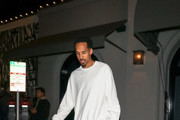 Shaun Livingston Outside Craig's Restaurant In West Hollywood