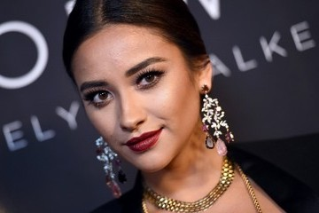 Shay Mitchell The Pink Party 2014