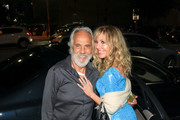 Shelby and Tommy Chong Hit Avalon Nightclub in Hollywood