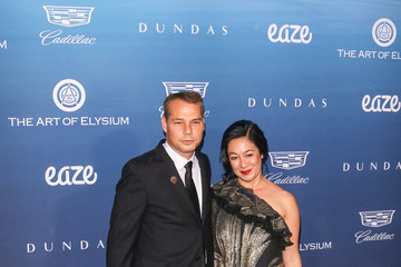 Shepard Fairey The Art Of Elysium's 12th Annual Celebration - Heaven