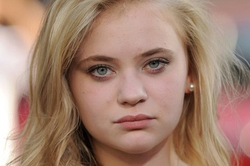 Sierra McCormick 'If I Stay' Premieres in Hollywood