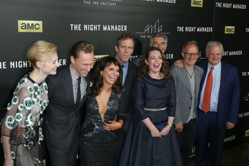 Simon Cornwell Premiere of AMC's 'The Night Manager'