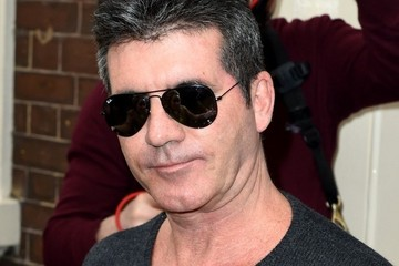 Simon Cowell 'X Factor' Announcement Made in London — Part 2