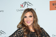Heather McDonald is seen attending the Sixth-Annual Star Studded Unbridled Eve Gala at Bardot in Los Angeles, California.