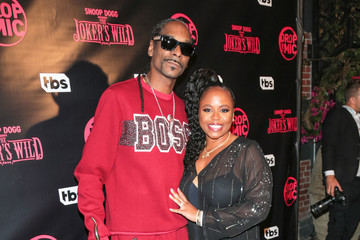 Snoop Dogg Premiere for TBS's 'Drop the Mic' and 'The Joker's Wild'