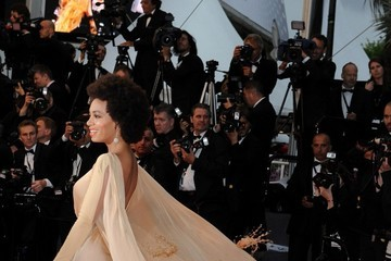 Solange Knowles Arrivals at the Cannes Opening Ceremony — Part 2