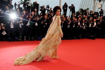 Solange Knowles Arrivals at the Cannes Opening Ceremony — Part 4