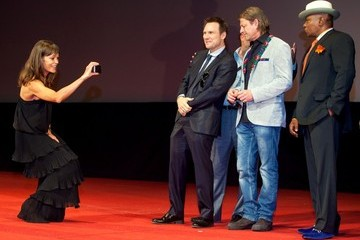 Ving Rhames 'Soldiers of Fortune' premieres in Moscow