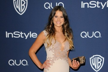 Sosie Bacon Arrivals at the InStyle/Warner Bros. Golden Globes Party
