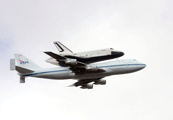 Space Shuttle Back - Pics about space