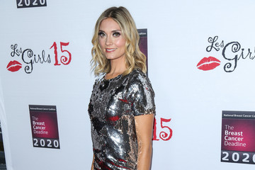 Spencer Grammer Celebrity Sightings at 15th Annual Les Girls Cabaret