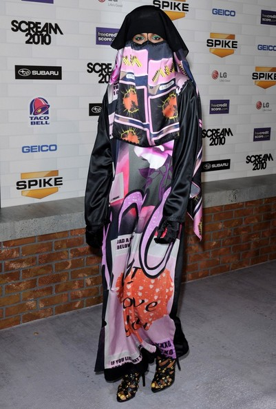 Spike TV's Scream 2010 Awards