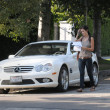 Audrina Patridge -  Hollywood Cars