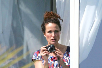 Andie MacDowell Stars at Cannes