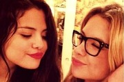 Selena Gomez and Ashley Benson Photos Photo