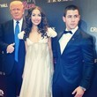 Donald Trump Olivia Culpo Photos