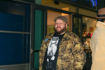 Stephen Kramer Glickman Stephen Kramer Glickman Outside the ArcLight Theatre in Hollywood