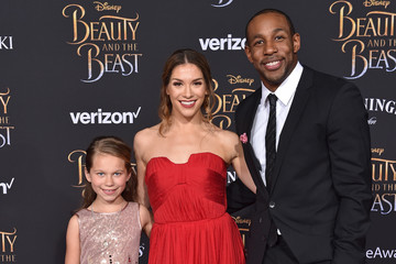 Stephen Twitch Boss 'Beauty and the Beast' World Premiere