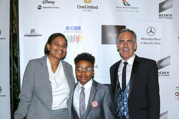 Steve Martino Celebrities Attend the 7th Annual African American Film Critics Association Awards