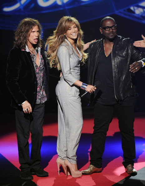 Steven Tyler and Jennifer Lopez - American Idol Season 10 Judges