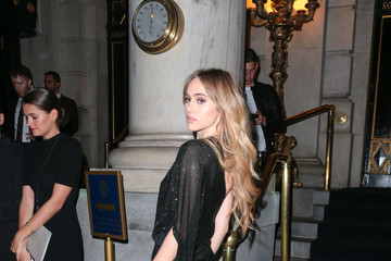 Suki Waterhouse Harper's BAZAAR Celebration of 'ICONS By Carine Roitfeld'