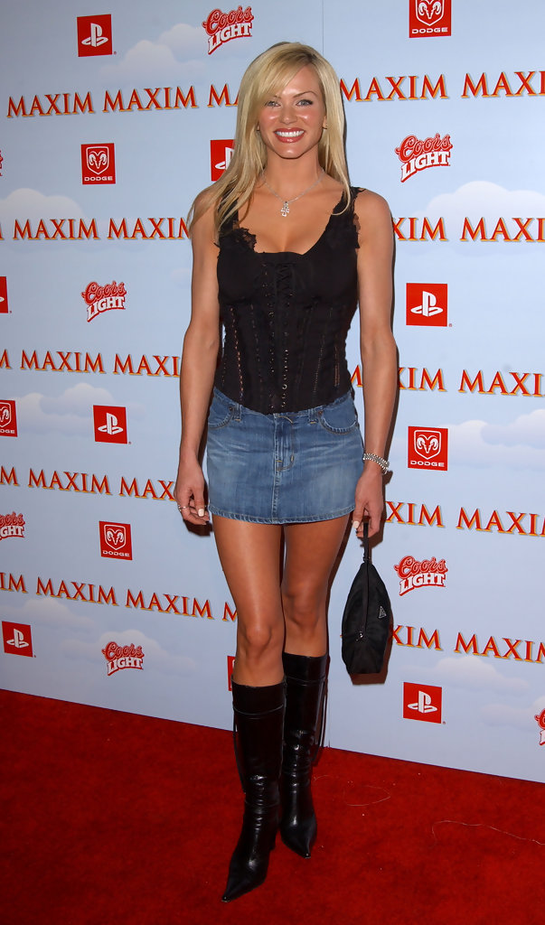 Super Bowl Xxxvii Maxim Magazine Party