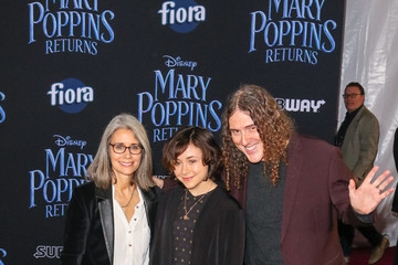 Suzanne Yankovic Premiere Of Disney's 'Mary Poppins Returns'