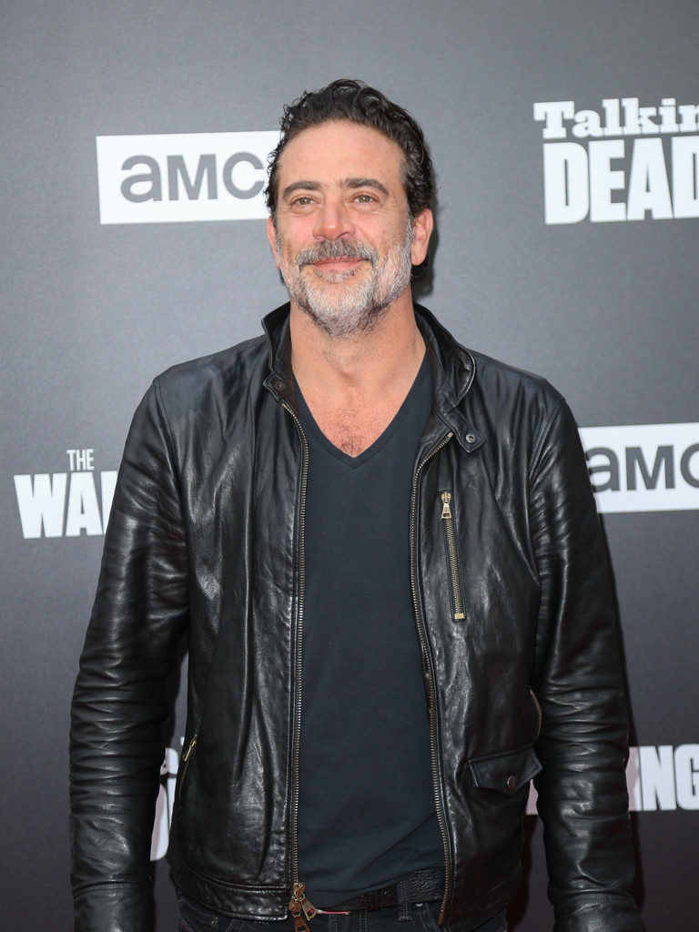 Jeffrey Dean Morgan Photos Photos Talking Dead Live