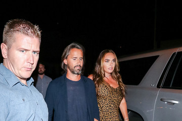 Tamara Ecclestone Stella Maxwell Is Seen Outside Peppermint Nightclub In West Hollywood