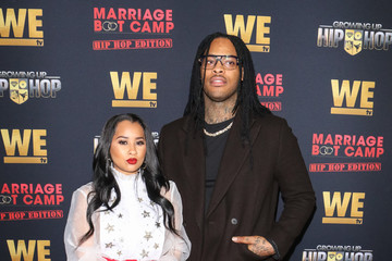 Tammy Rivera WE tv Celebrates The Premiere Of Marriage Boot Camp: Hip Hop Edition And Growing Up Hip Hop
