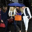 Tara Palmer Tompkinson Celebs Heads to the West End Theatre in London