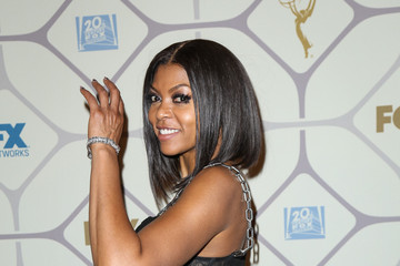 Taraji P. Henson Celebrities Attend the 67th Primetime Emmy Awards Fox After Party