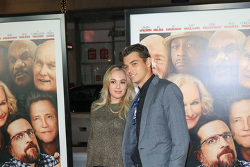 Taylor Fritz Premiere of Warner Bros. Pictures' 'Father Figures'