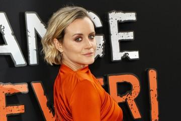 Taylor Schilling 'Orange Is The New Black' Final Season Premiere