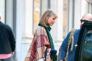 Taylor Swift Taylor Swift Steps Out in NYC — Part 2