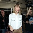 Taylor Swift Flies in Style