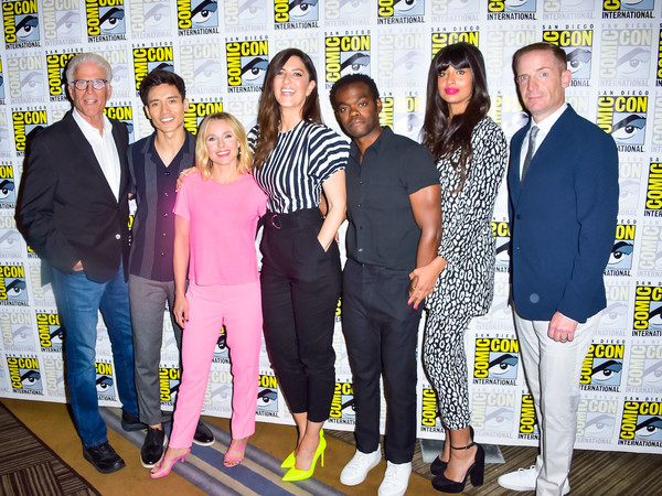 2019 Comic-Con International - 'The Good Place' Photo Call